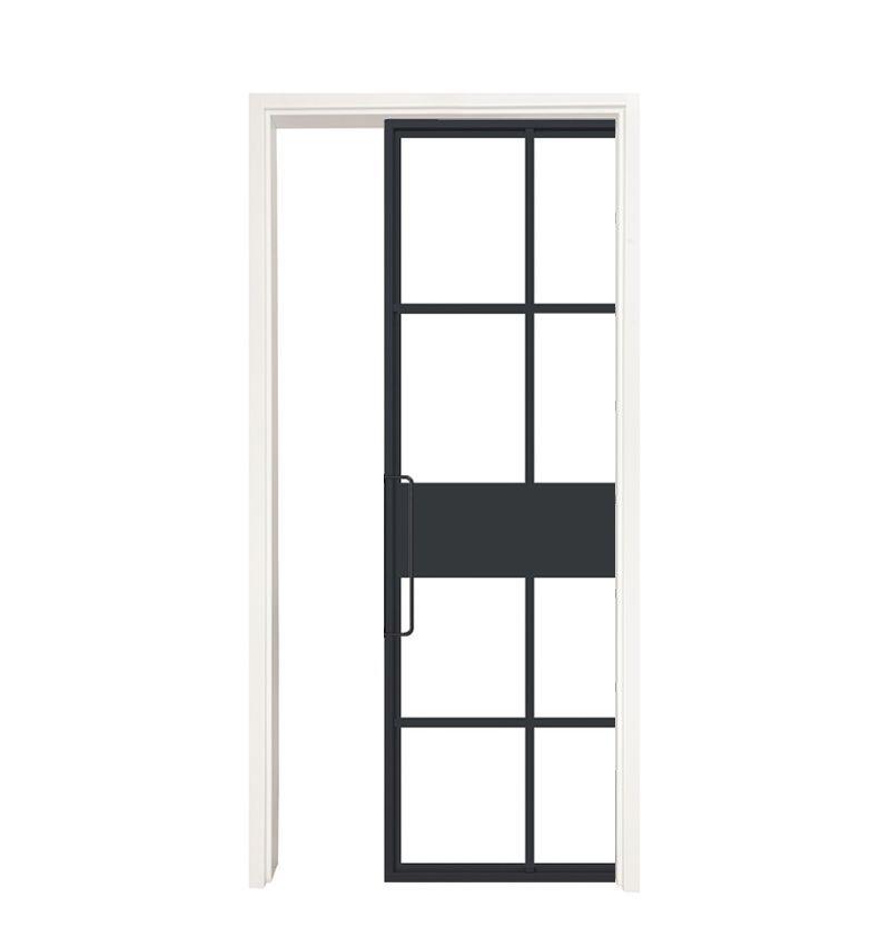 Terrace Single Pocket Door