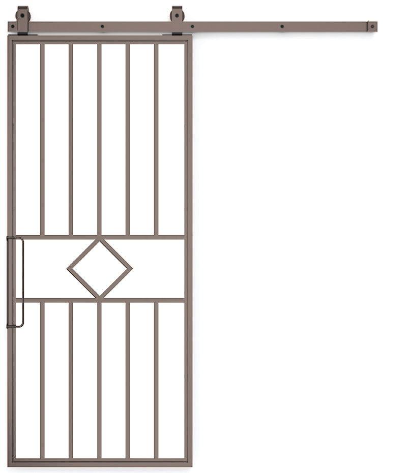 Santana Barn Door