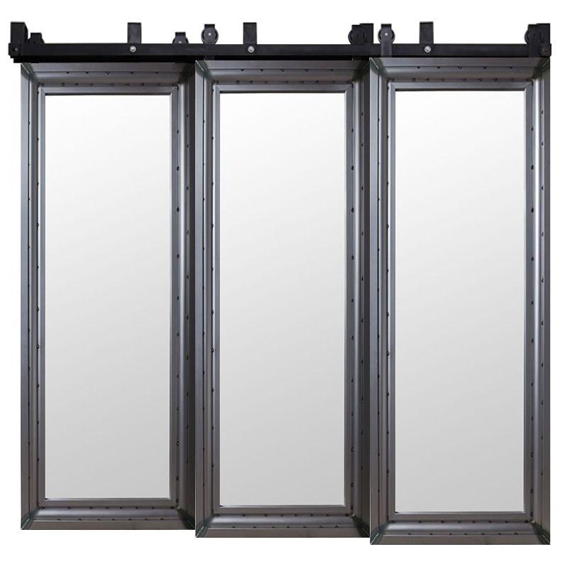 Mead Triple Bypass Barn Doors