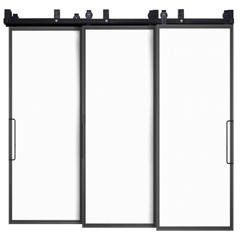 Suite Triple Bypass Barn Doors