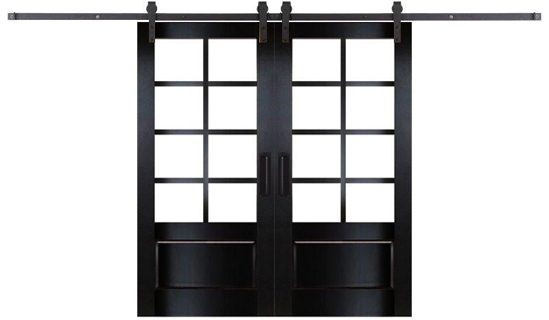 Grandeur Double Barn Door