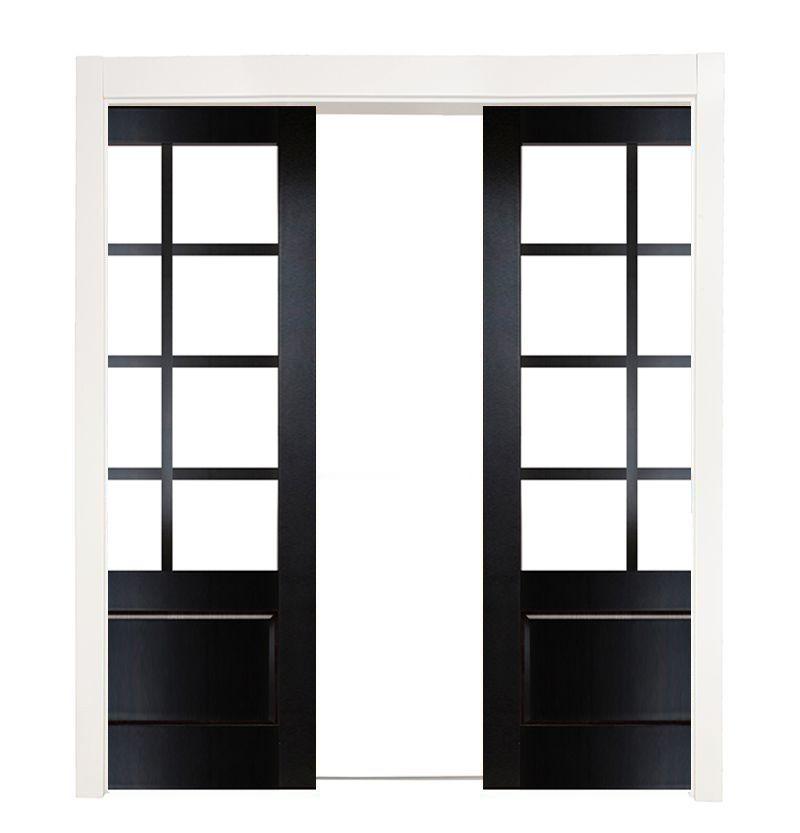 Grandeur Converging Pocket Doors