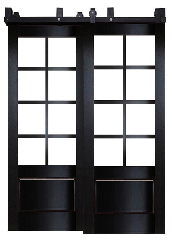 Grandeur Bypassing Barn Doors