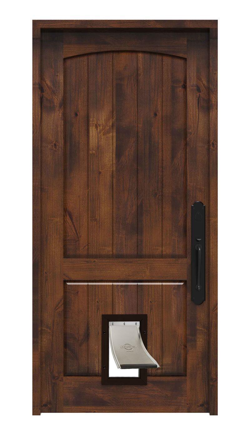 Pumphouse Pet Door