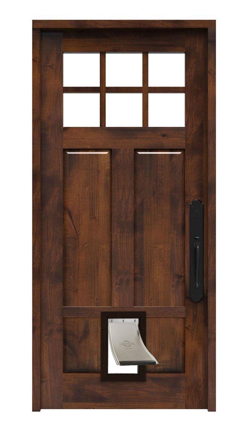 Maple Dale Pet Door