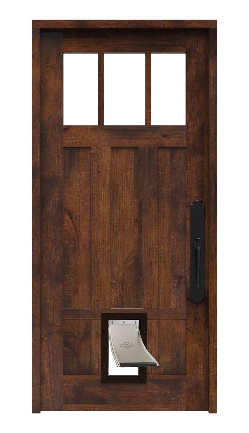Overland Pet Door
