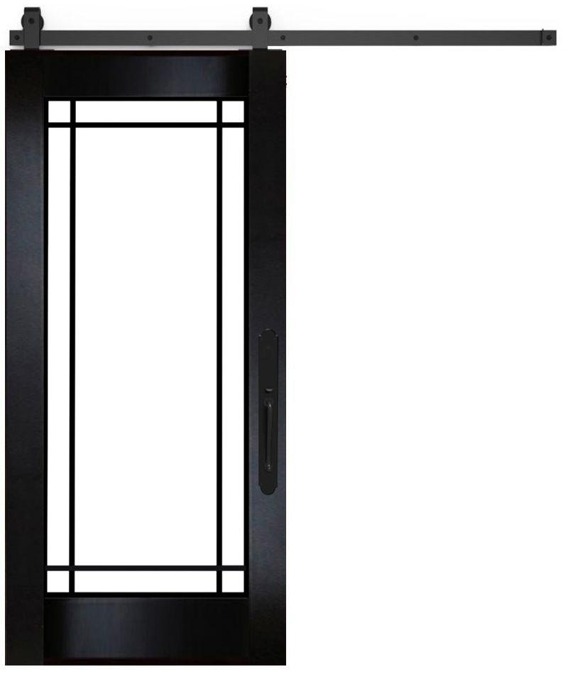 Prairie Barn Door