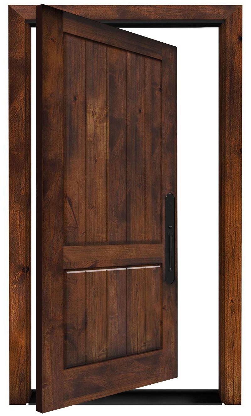 Altitude Pivot Door