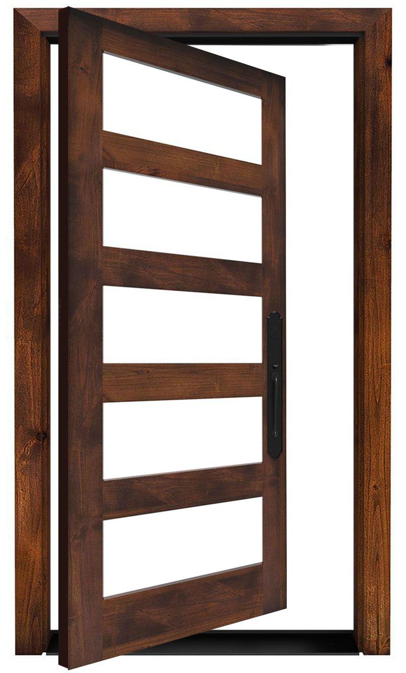 Midland Exterior Pivot Door