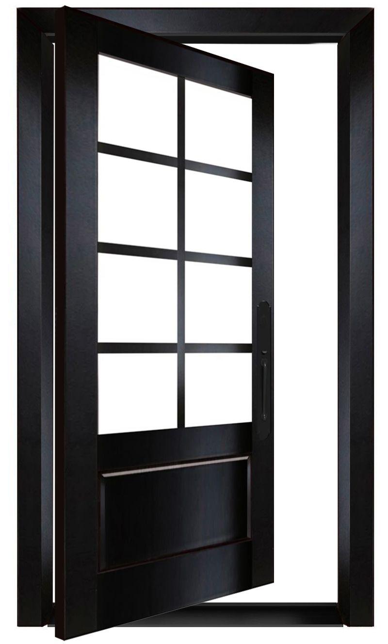 Grandeur Exterior Pivot Door
