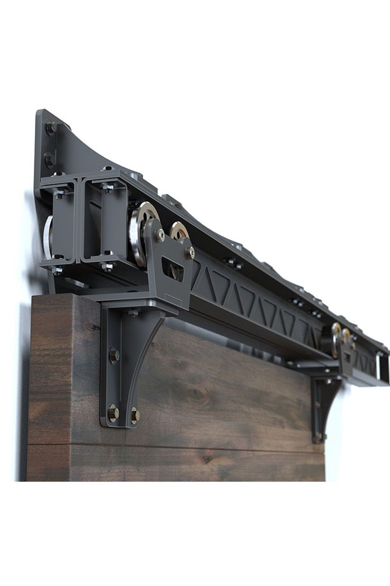 I-Beam Trolley Barn Door Hardware
