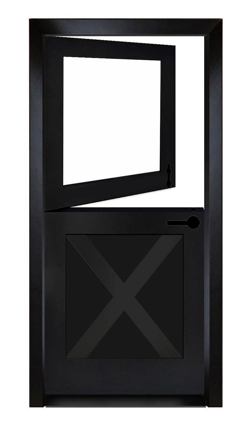 Original X Exterior Dutch Door