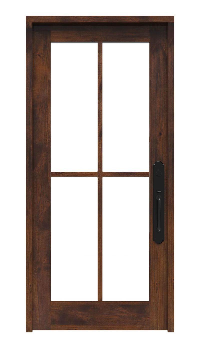 Four Corners Front Door