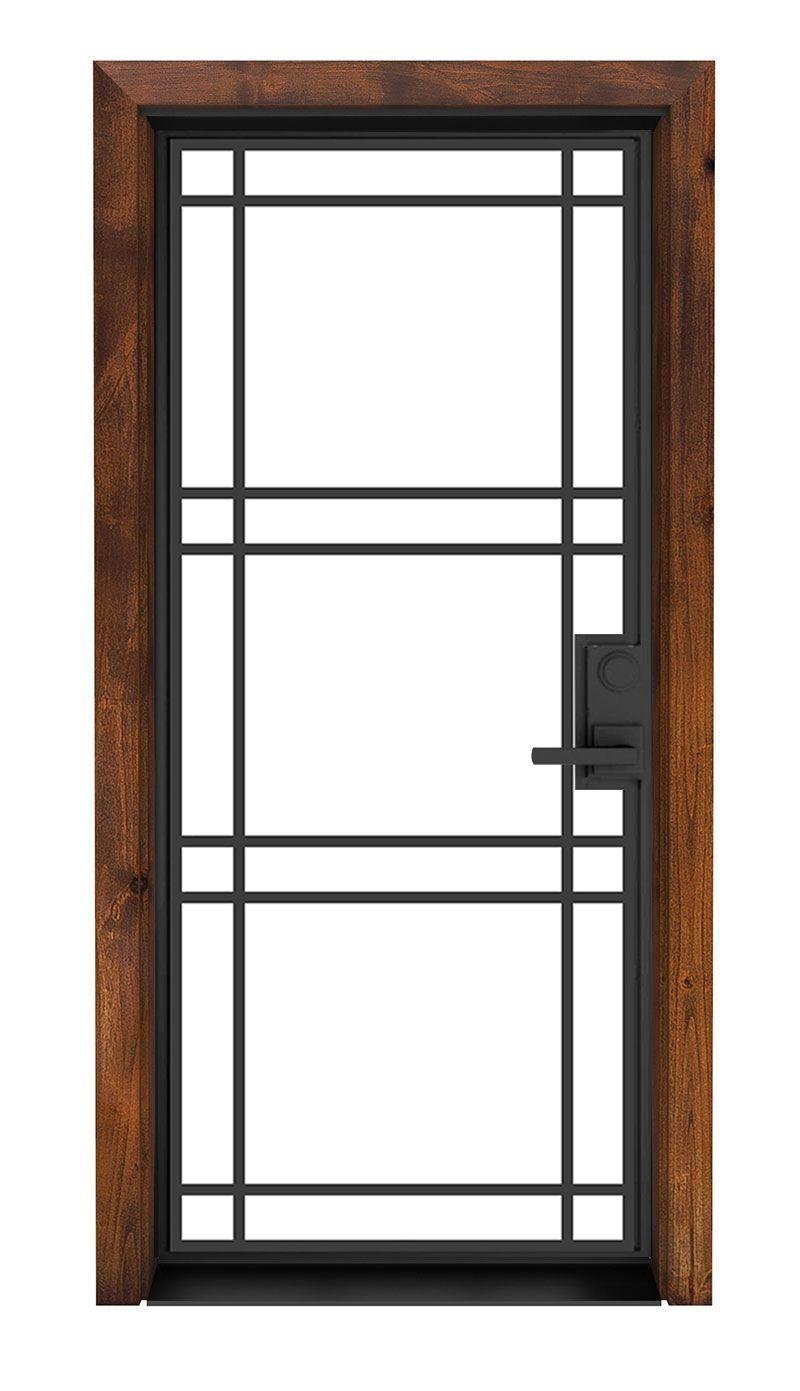 Savanna Front Door