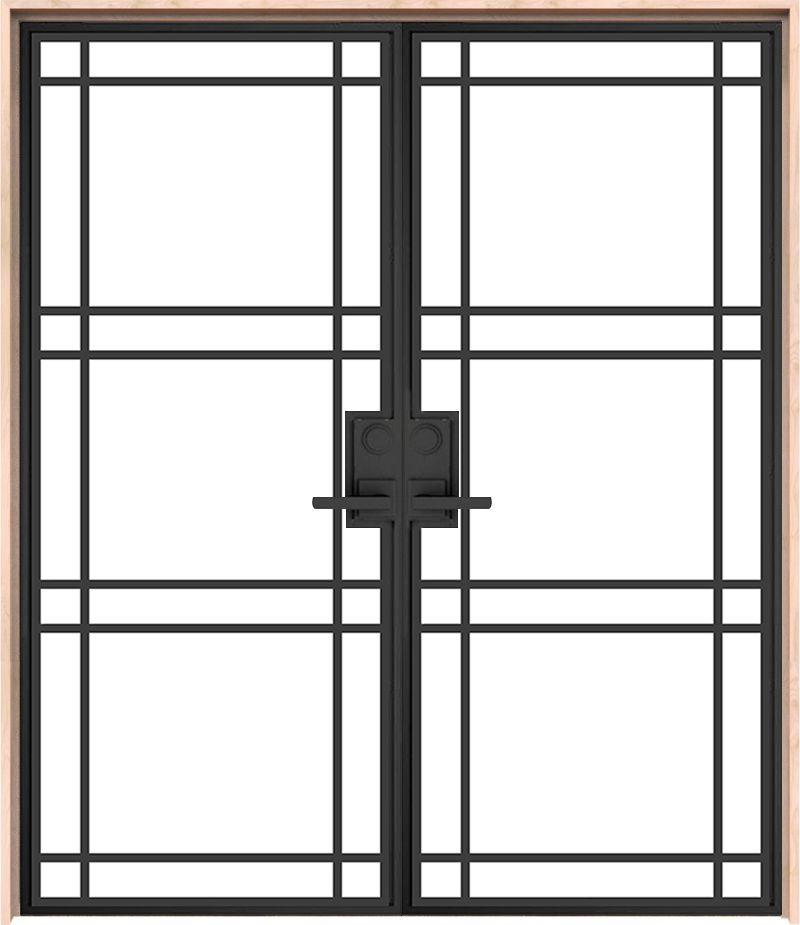Savanna Double Interior Doors