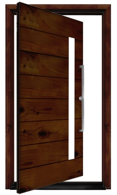 Stature Exterior Pivot Door