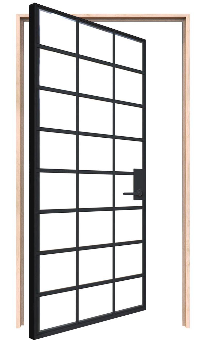 Tillage Interior Pivot Door