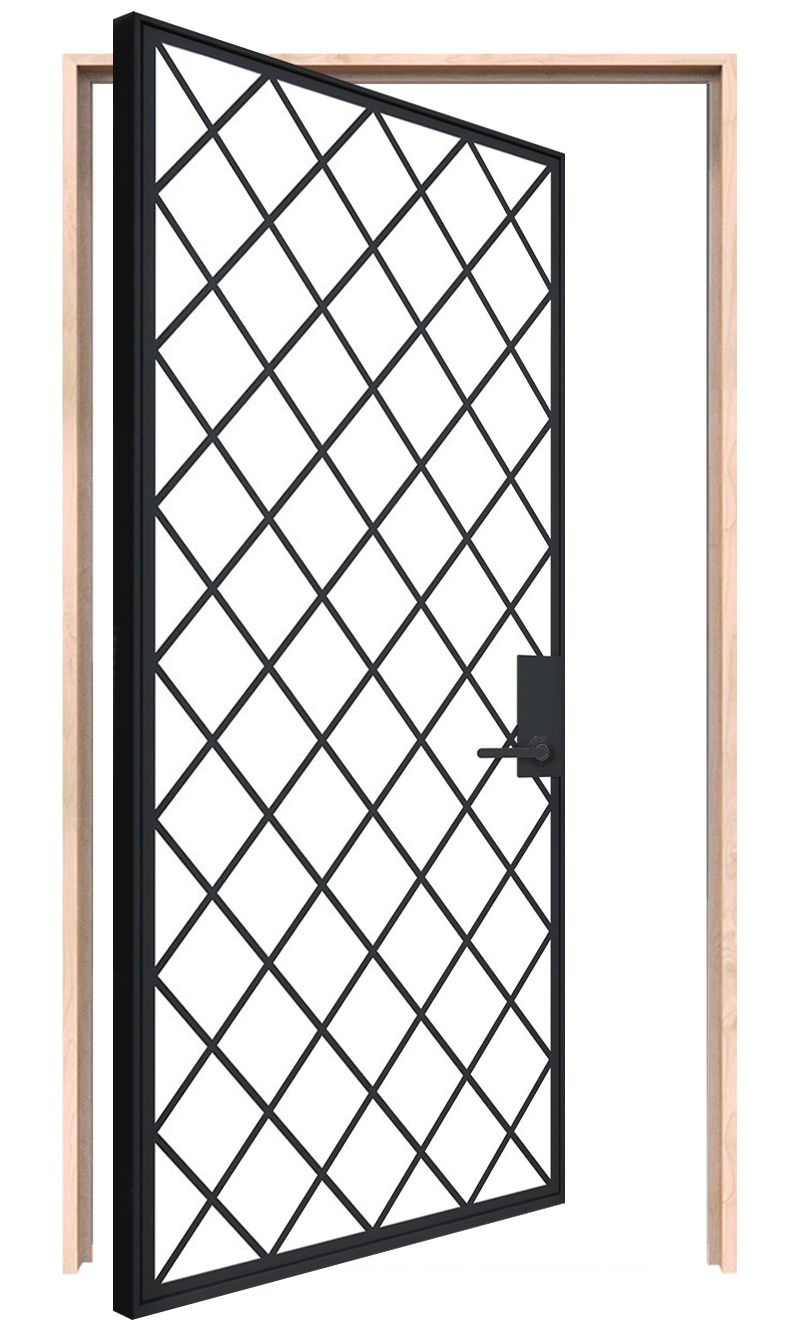 Chateaux Commons Interior Pivot Door