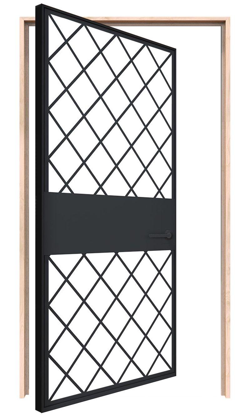 Cobbler Interior Pivot Door