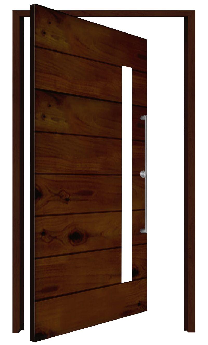 Stature Interior Pivot Door