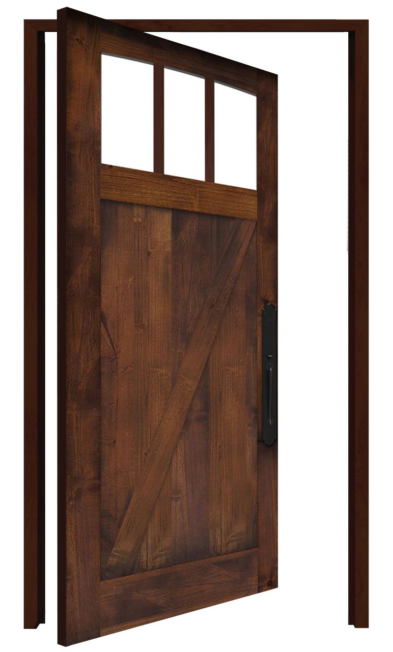 Rendezvous Interior Pivot Door