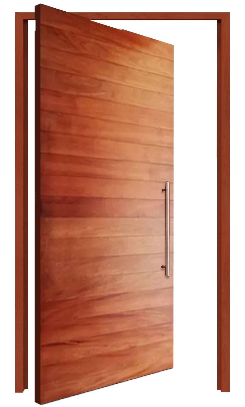 Modernistic Interior Pivot Door