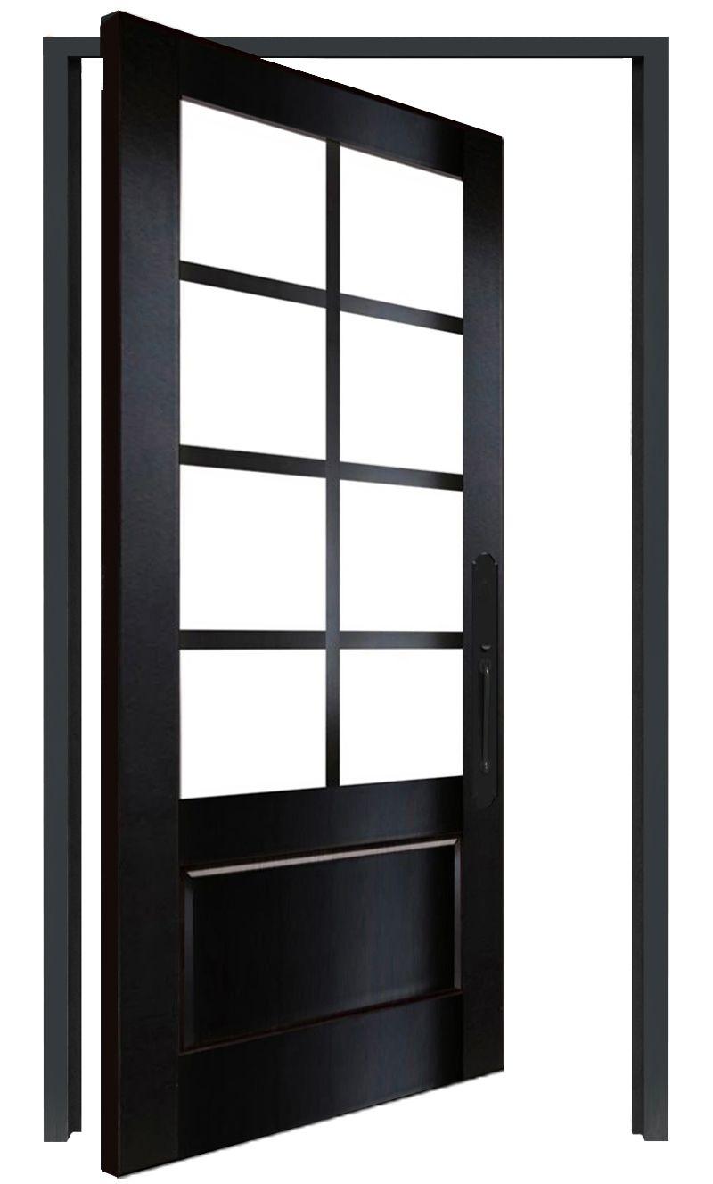 Grandeur Interior Pivot Door