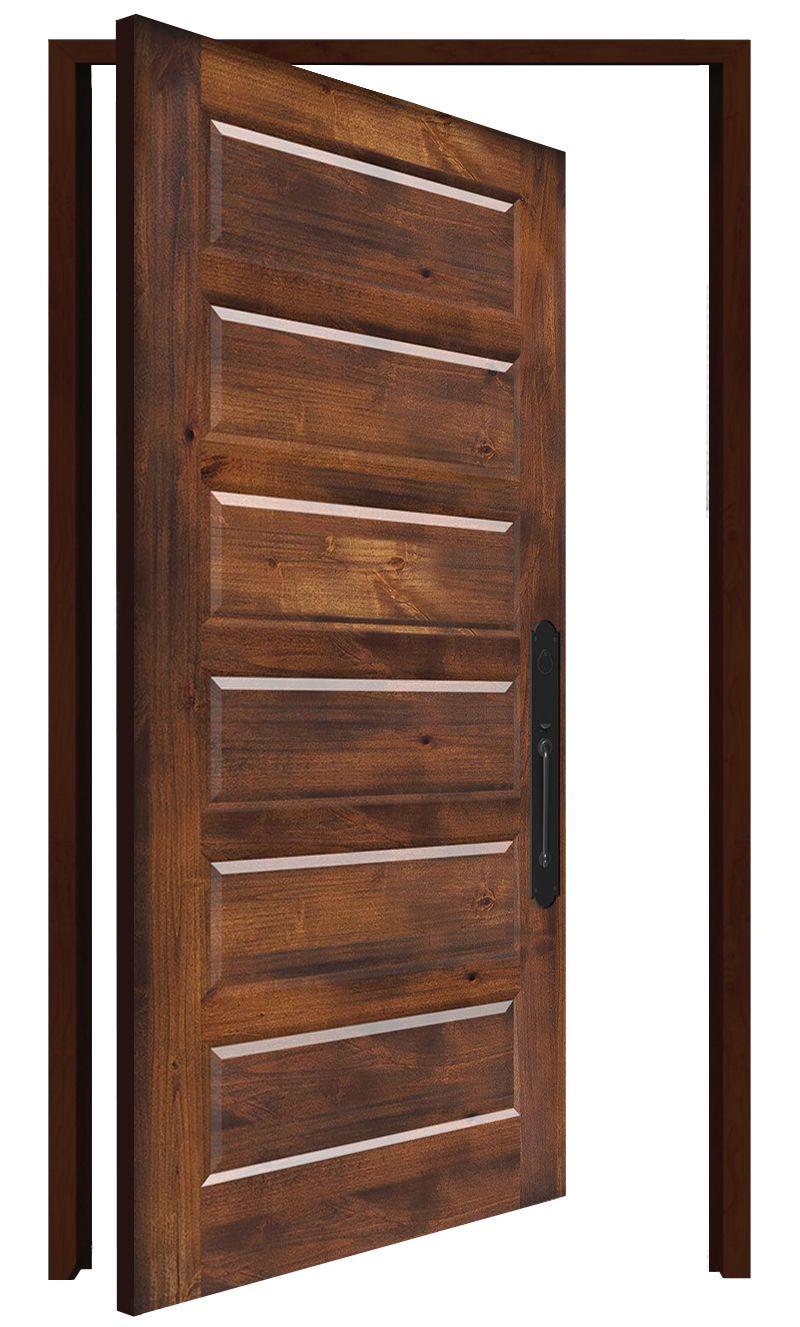 Pioneer Interior Pivot Door