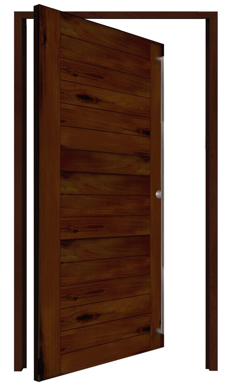 Benchmark Interior Pivot Door