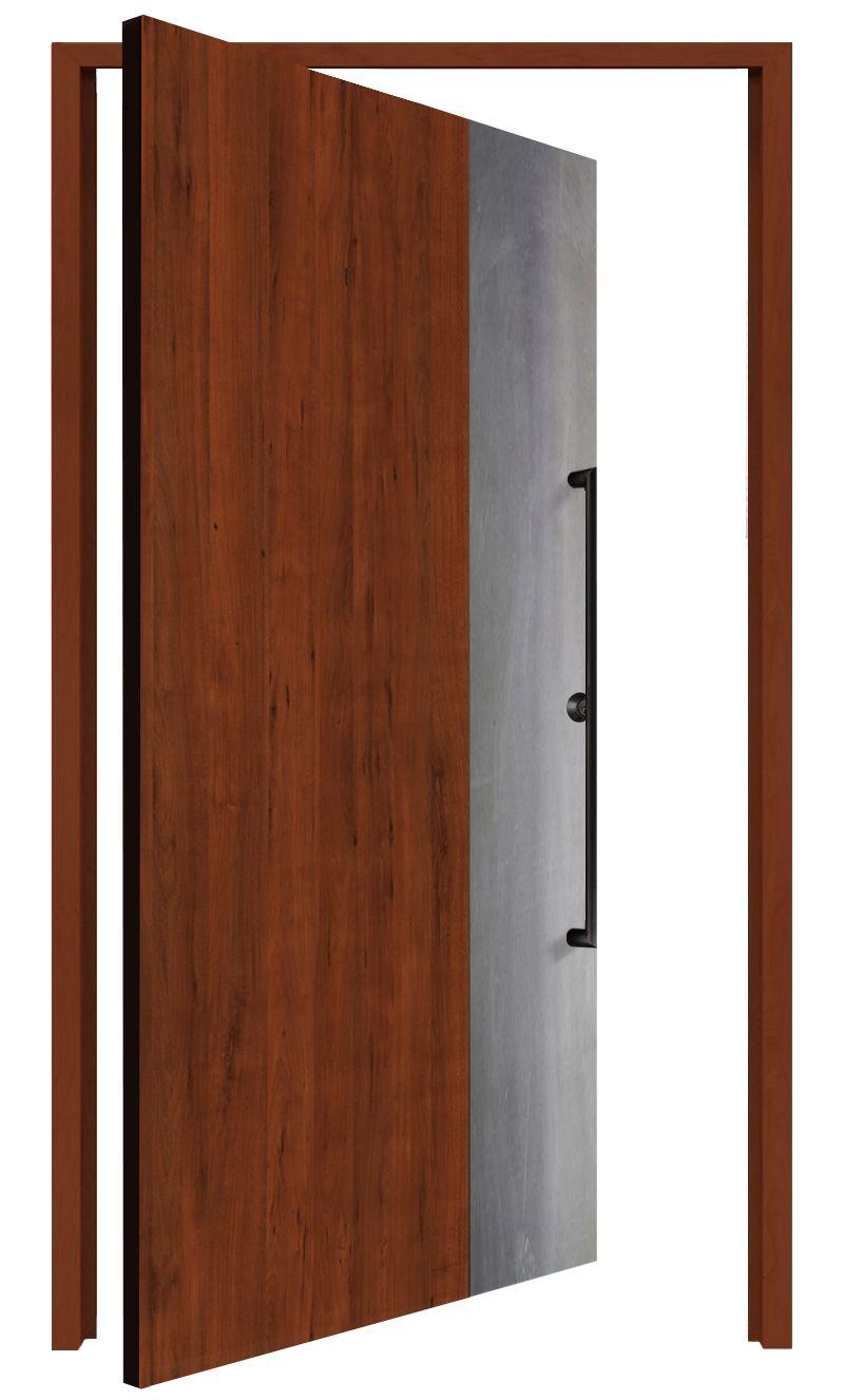 Core Pivot Door