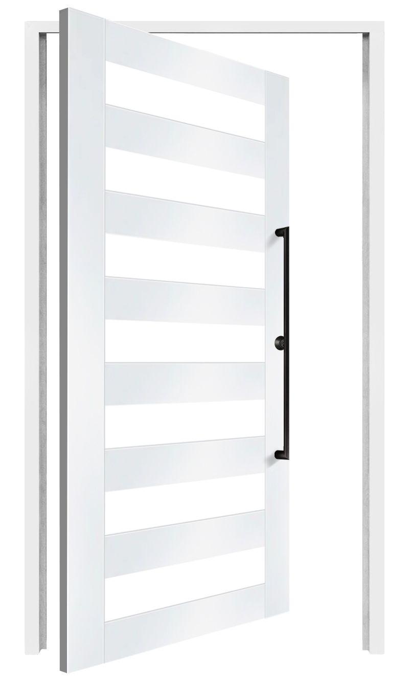 7 Panel Interior Pivot Door