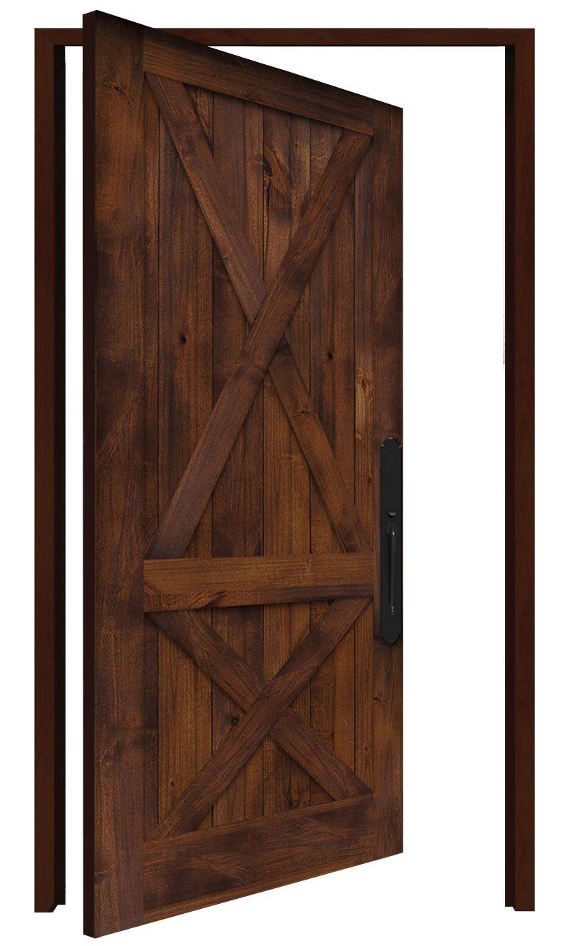 Care Taker Interior Pivot Door