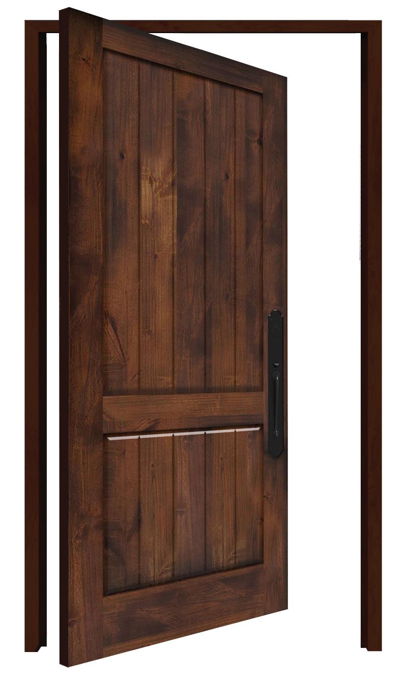 Altitude Interior Pivot Door