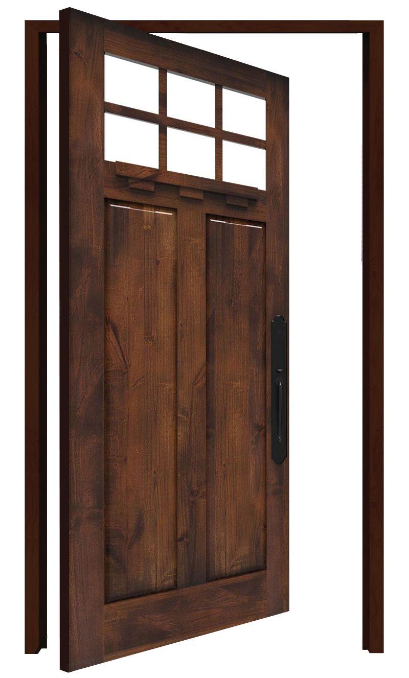 Apprentice Interior Pivot Door