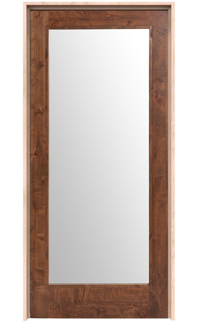 Mirror Exterior Door