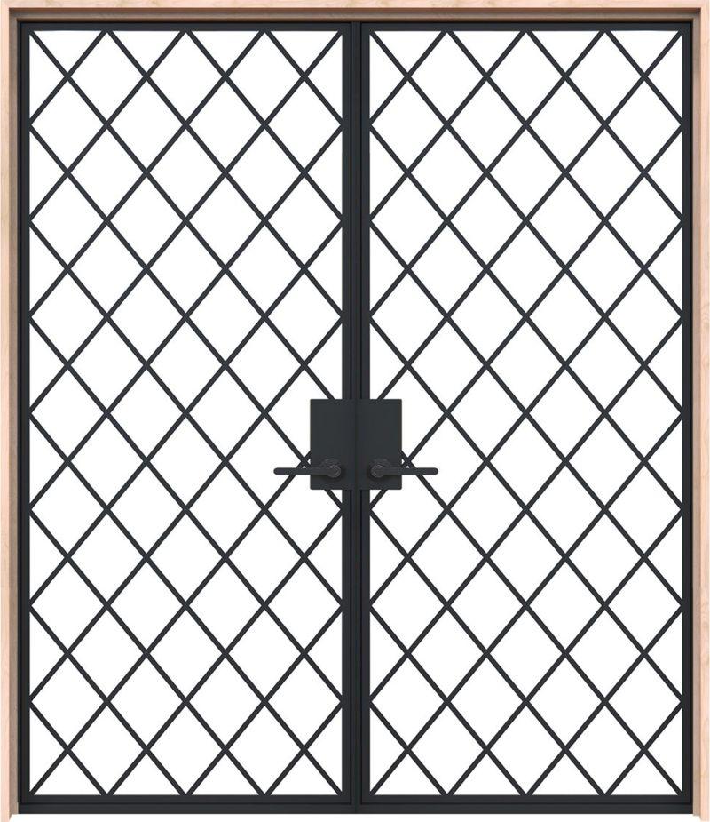 Chateaux Commons Exterior Double Door
