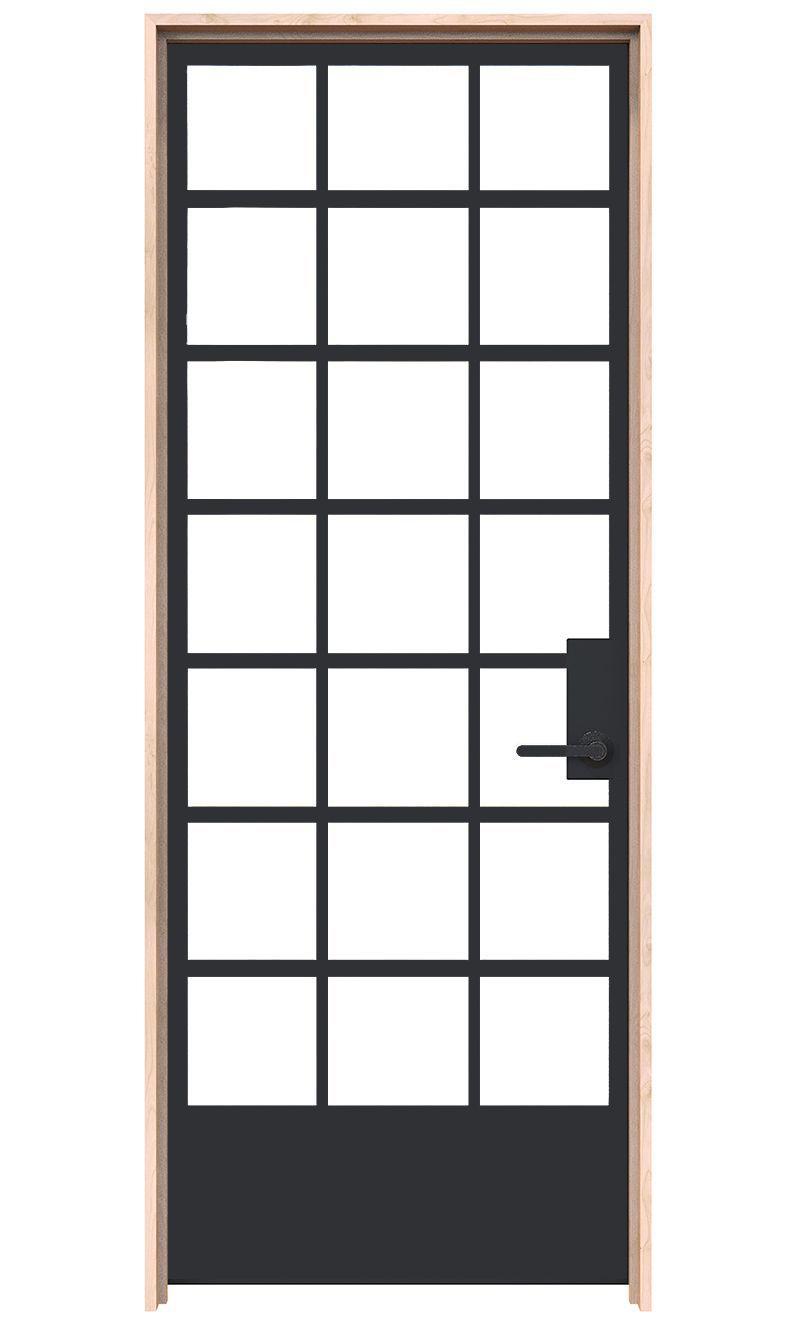 Cropland Exterior Door