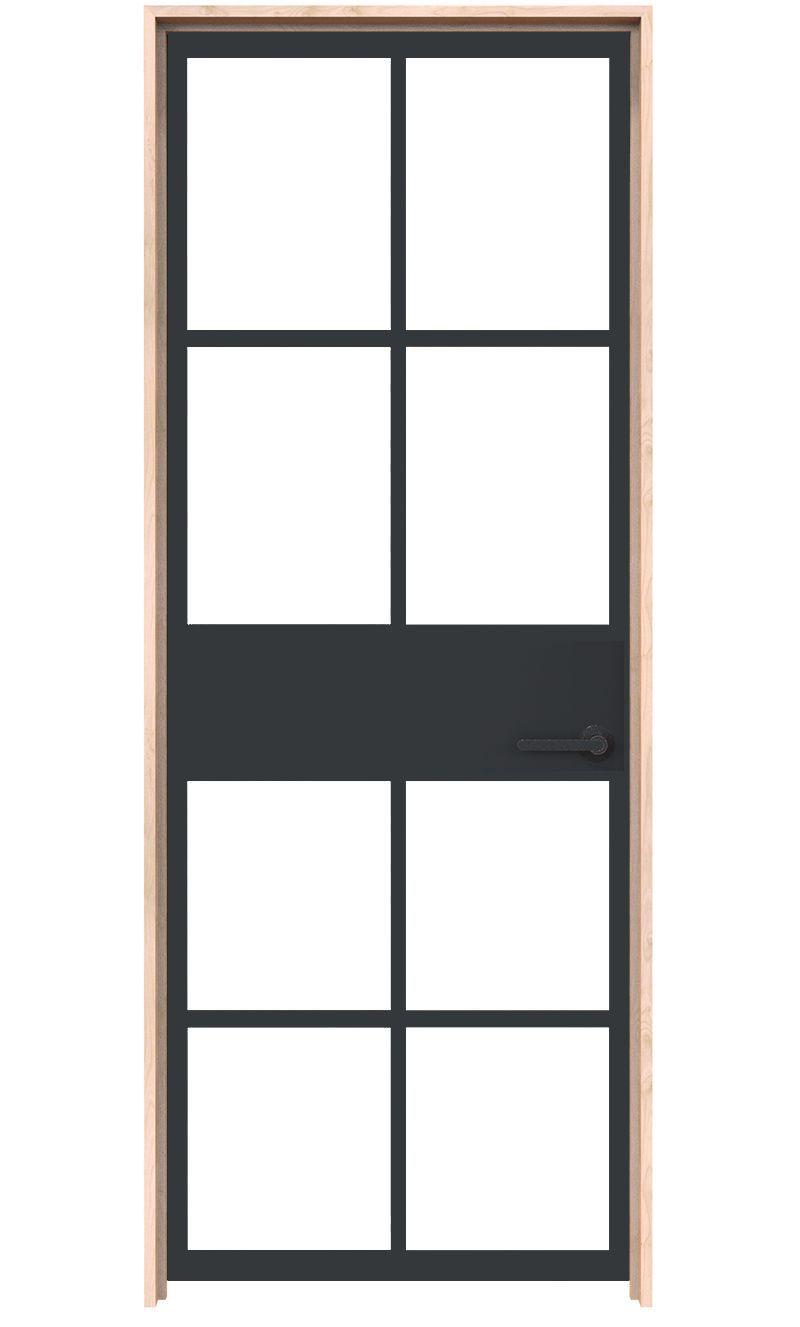 Atrium Exterior Door