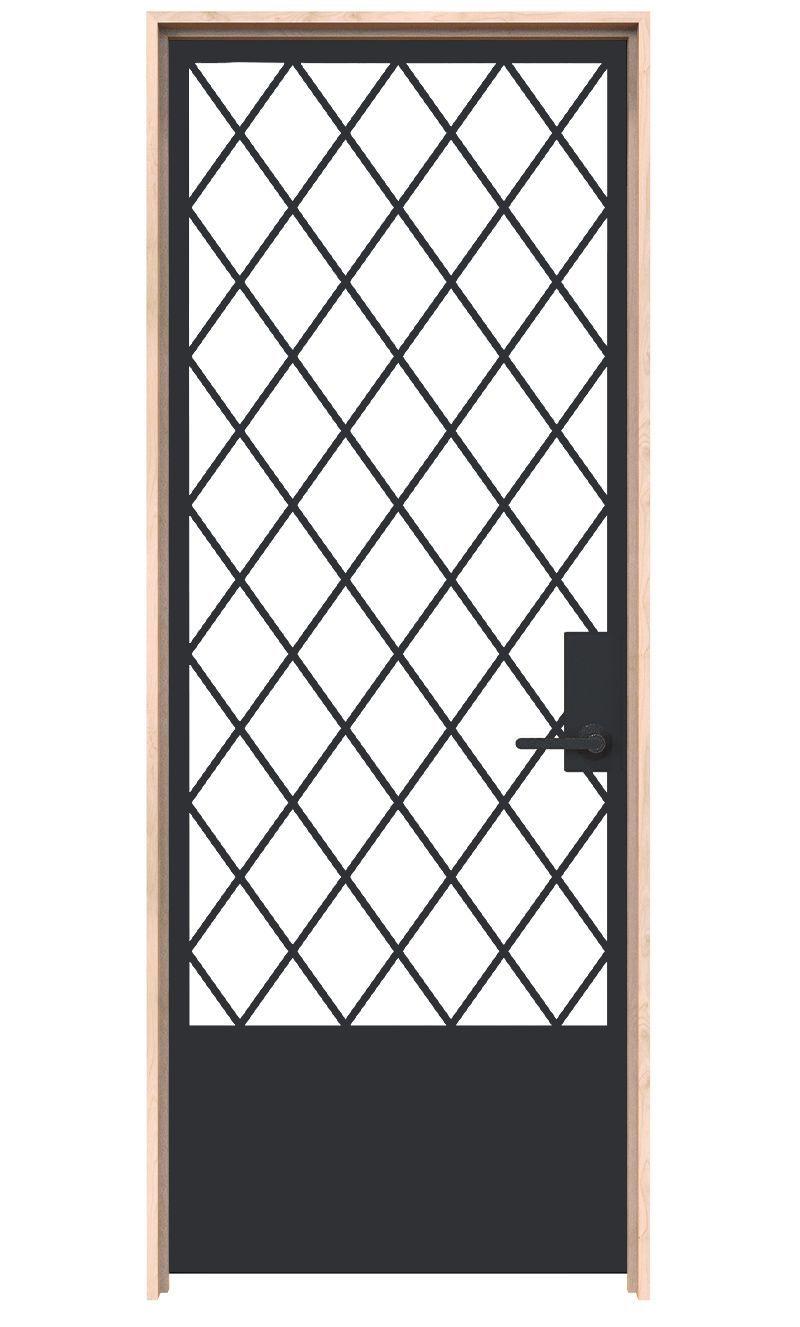 Alley Vineyard Exterior Door