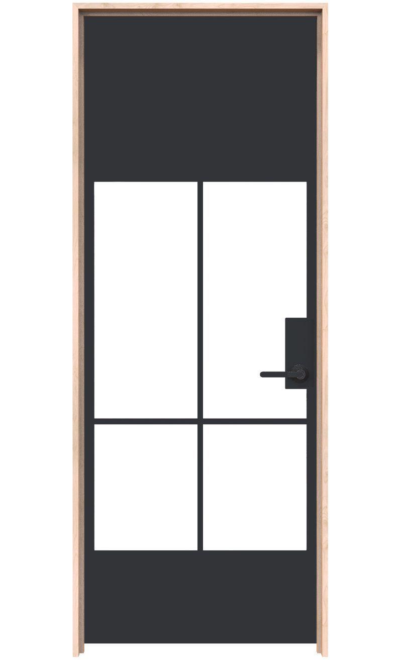 Crest Exterior Door