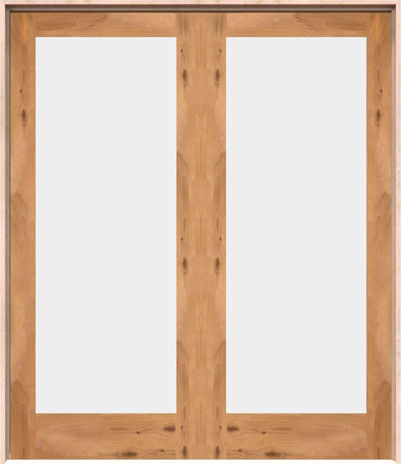 Estate Exterior Double Door