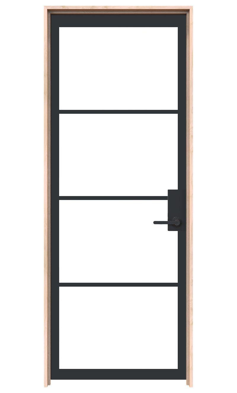 Modern Cottage Exterior Door