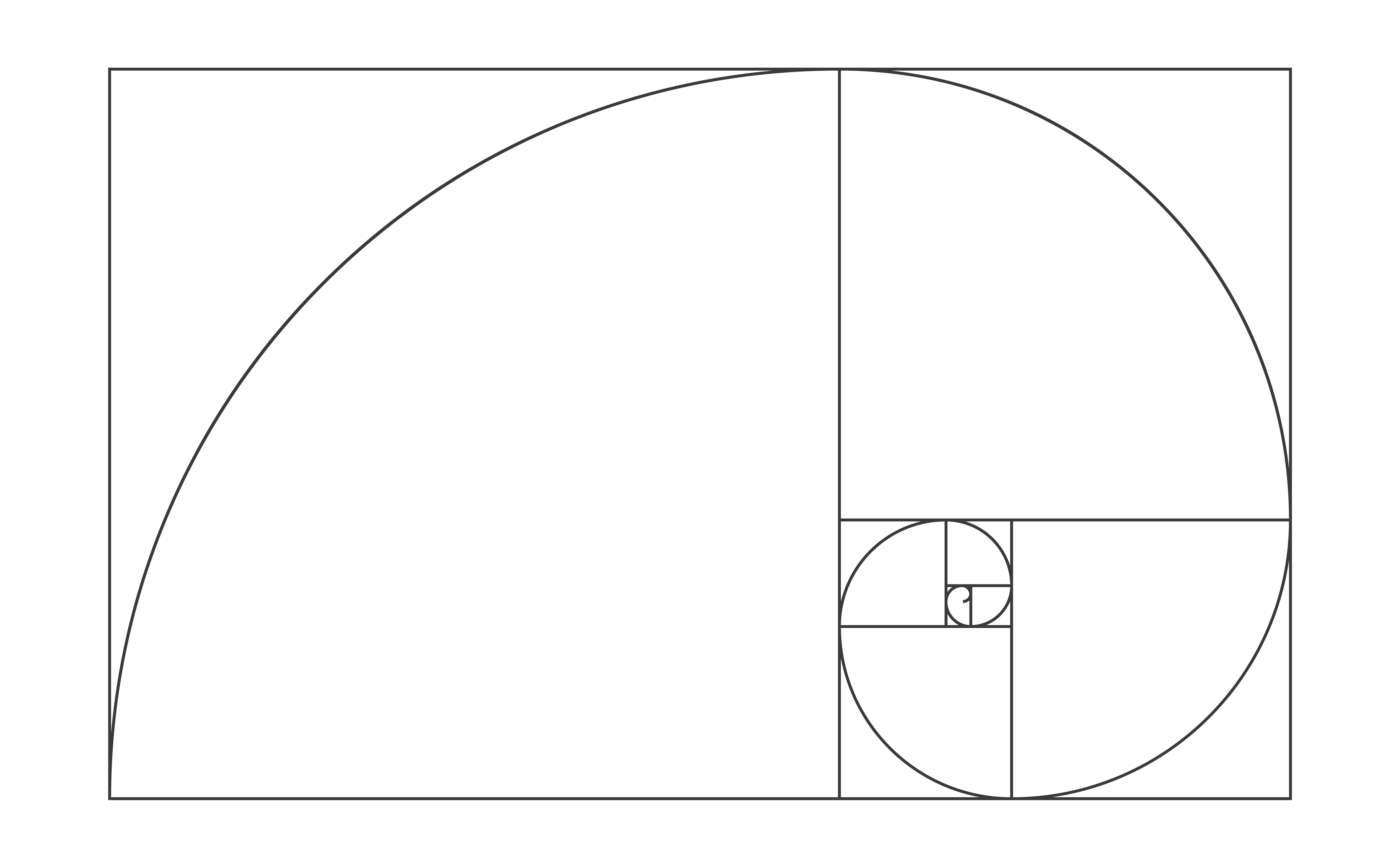 Fibonacci Sequence Spiral
