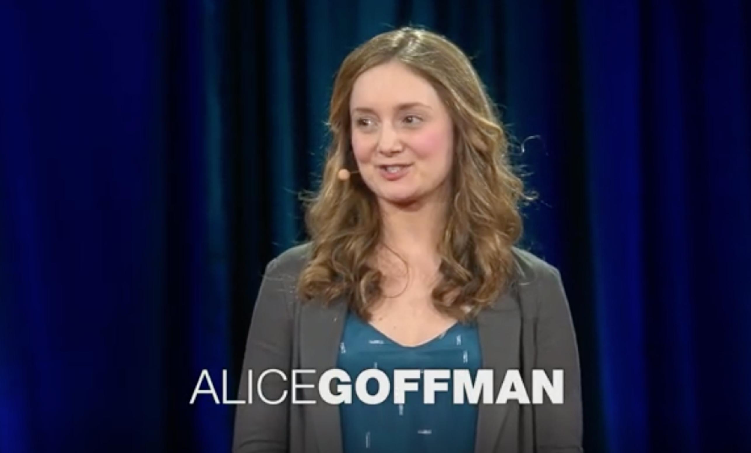 Alice Goffman