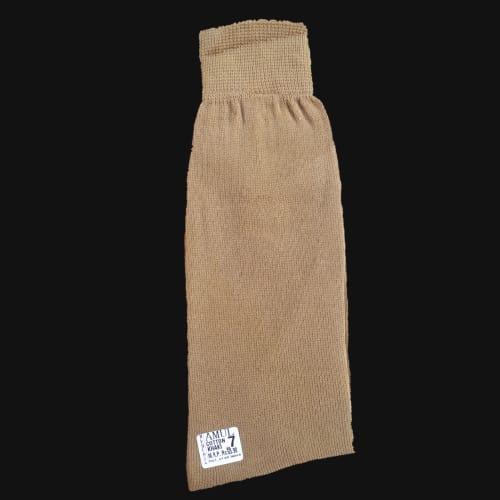 Police Socks Brown Colour