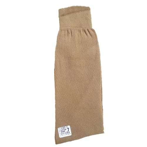 Police Socks Brown Colour