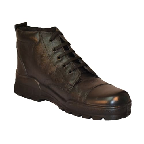 TSF Police Shoes Black