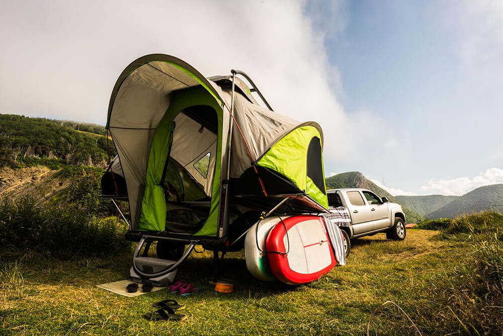 SylvanSport trailer are great for aquatic sports like canoeing