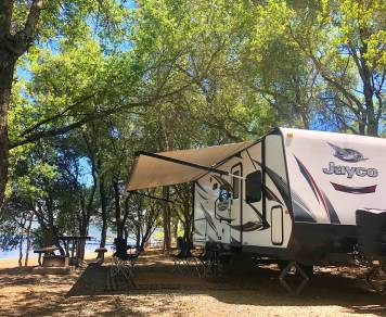 2017 Jayco White Hawk 23MBR