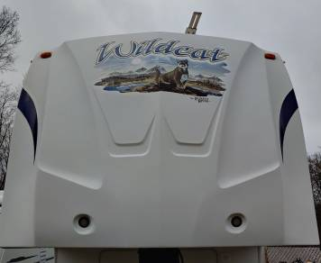 2013 Forest River wildcat eXtralite 312BHX